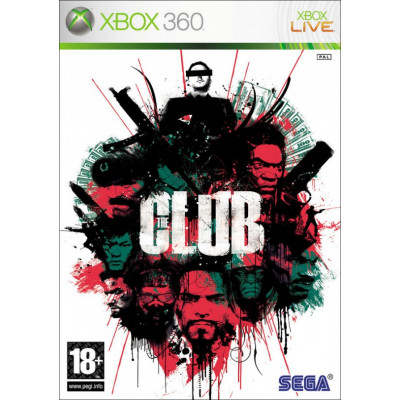 The Club [Xbox 360, русская документация]
