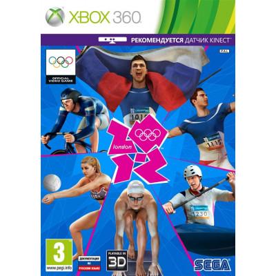 London 2012 (с поддержкой MS Kinect) [Xbox 360, русская документация]