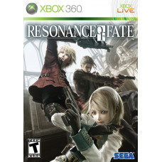 Resonance of Fate [Xbox 360, английская версия]