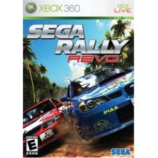 SEGA Rally [Xbox 360, английская версия]