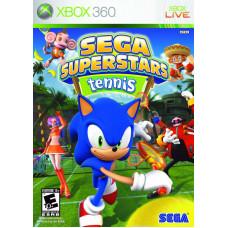 Sega Superstars Tennis [Xbox 360, английская версия]