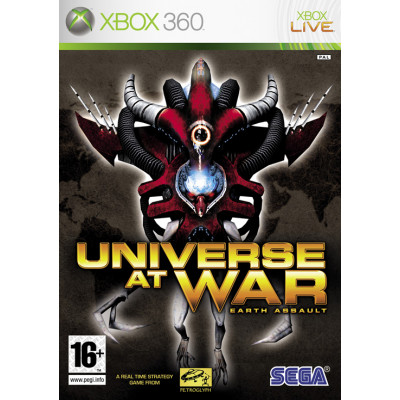 Universe at War: Earth Assault [Xbox 360]