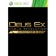 Deus Ex: Human Revolution. Director's Cut [Xbox 360, английская версия]