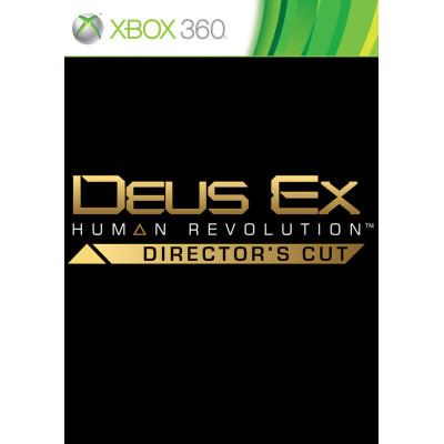 Deus Ex: Human Revolution. Director's Cut [Xbox 360, английская версия]
