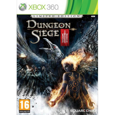 Dungeon Siege 3. Limited Edition [Xbox 360, английская версия]