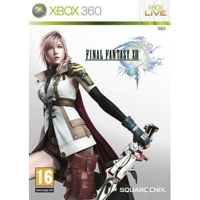 Final Fantasy XIII [Xbox 360, русская документация]
