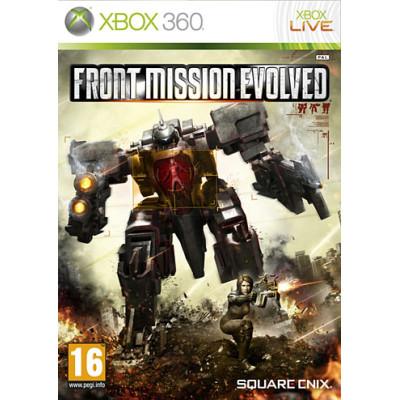 Front Mission Evolved [Xbox 360, английская версия]