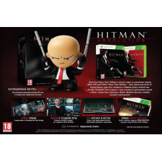 Hitman Absolution. Deluxe Professional Edition [Xbox 360, русская версия]