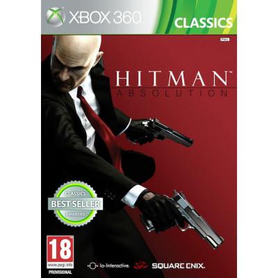 Hitman Absolution (Classics) [Xbox 360, русская версия]