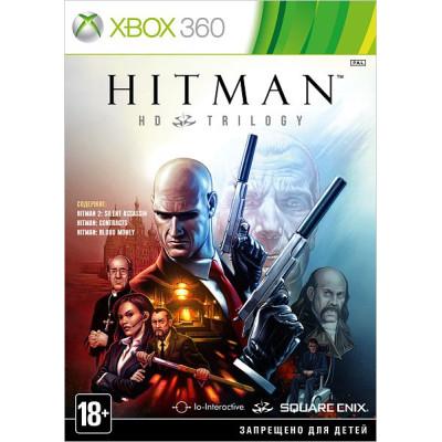 Hitman HD Trilogy [Xbox 360, русская документация]