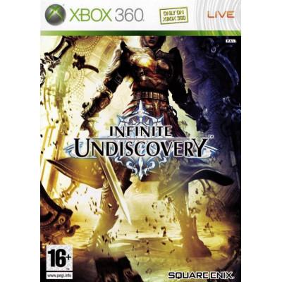 Infinite Undiscovery [Xbox 360, английская версия]