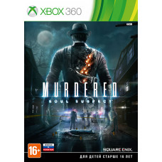 Murdered: Soul Suspect [Xbox 360, русская версия]