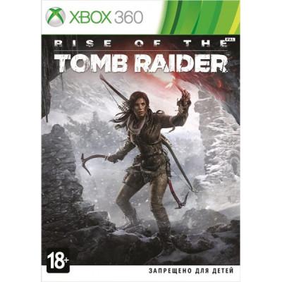 Rise of the Tomb Raider [Xbox 360, русская версия]