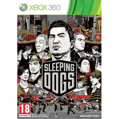 Sleeping Dogs [Xbox 360, русская версия]