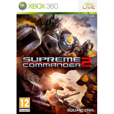 Supreme Commander 2 [Xbox 360, английская версия]
