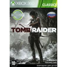 Tomb Raider (Classics) [Xbox 360, русская версия]