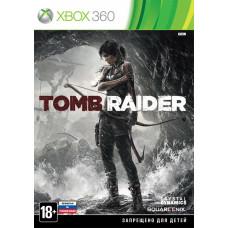 Tomb Raider [Xbox 360, русская версия]