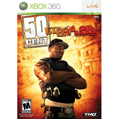 50 Cent: Blood on the Sand [Xbox 360, английская версия]