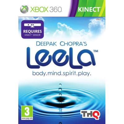 Deepak Chopra's Leela (только для MS Kinect) [Xbox 360, английская версия]