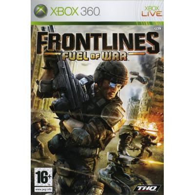 Frontlines: Fuel of War [Xbox 360, русская инструкция]