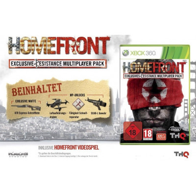 Homefront. Special Edition [Xbox 360, русская версия]