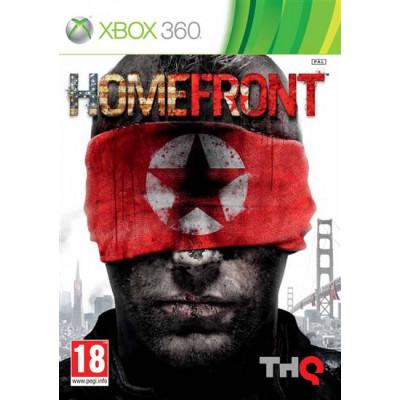 Homefront [Xbox 360, русская версия]