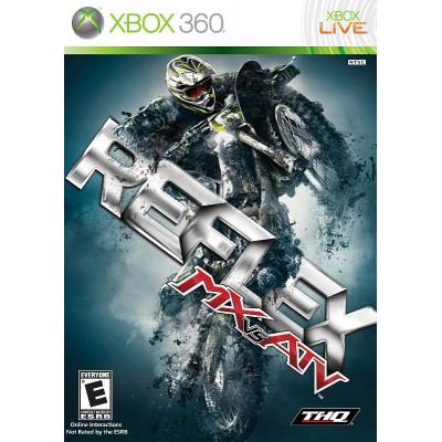 MX vs ATV: Reflex [Xbox 360, английская версия]