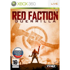 Red Faction: Guerrilla [Xbox 360, русская версия]