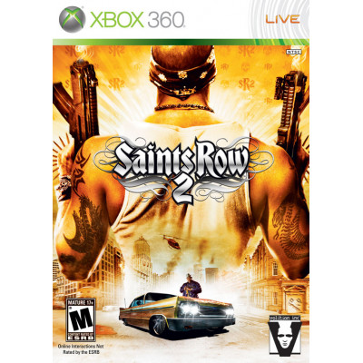 Saints Row 2 [Xbox 360, русская версия]