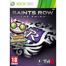 Saints Row: the Third. Genki Pack [Xbox 360, русские субтитры]