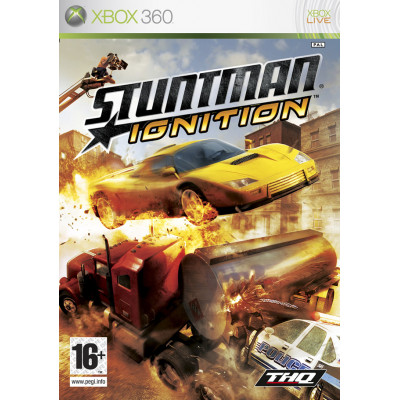 Игра для Xbox 360 Stuntman Ignition
