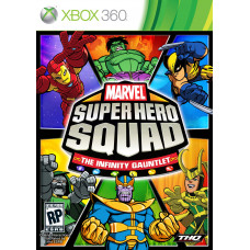Marvel Super Hero Squad: the Infinity Gauntlet [Xbox 360, английская версия]