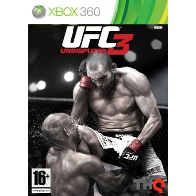 UFC Undisputed 3 [Xbox 360, русская документация]