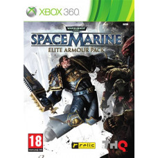 Warhammer 40,000: Space Marine. Elite Armour Pack [Xbox 360, русская версия]