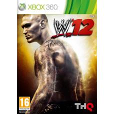 WWE '12 [Xbox 360, английская версия]