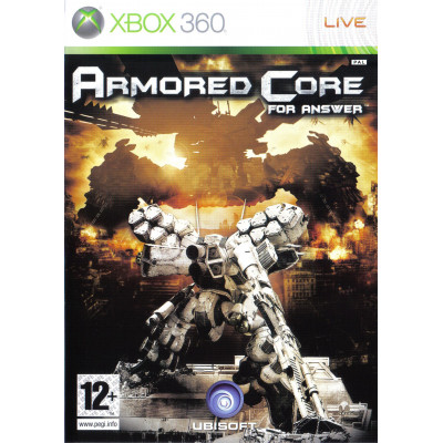 Armored Core for Answer [Xbox 360, английская версия]