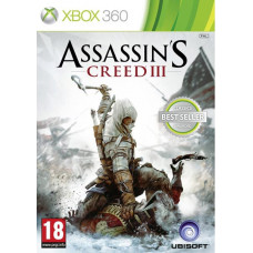 Assassin's Creed III (Classics) [Xbox 360, русская версия]