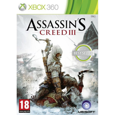 Assassin's Creed III (Classics) [Xbox 360, русская версия]