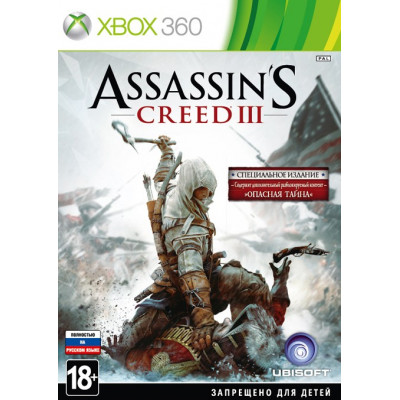 Assassin's Creed III [Xbox 360, русская версия]