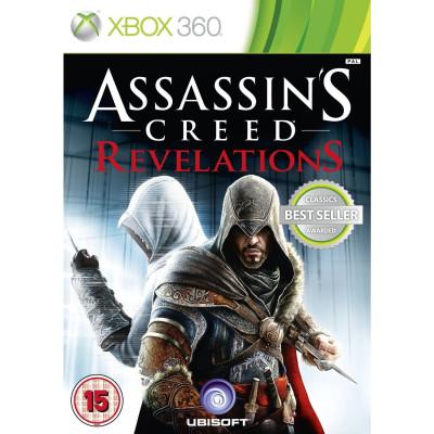 Assassin's Creed: Откровения (Classics) [Xbox 360, русская версия]
