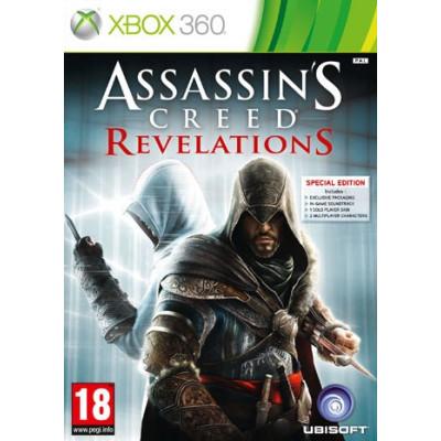 Assassin's Creed: Откровения. Специальное издание [Xbox 360, русская версия]