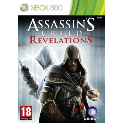 Assassin's Creed: Откровения [Xbox 360, русская версия]