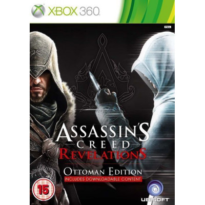 Assassin's Creed: Откровения. Ottoman Edition [Xbox 360, русская версия]