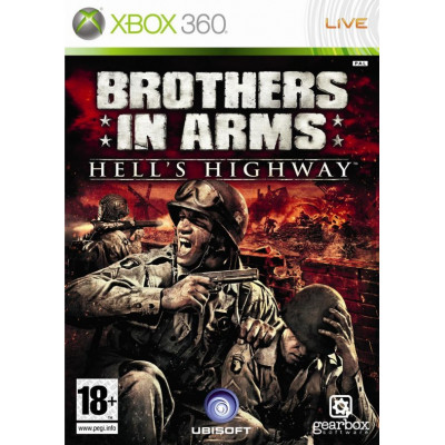 Brothers in Arms: Hell's Highway [Xbox 360, английская версия]