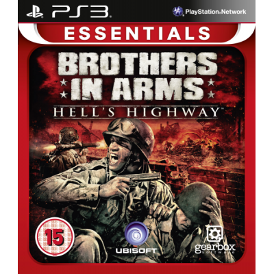 Brothers in Arms: Hell's Highway (Essentials) [PS3, русская документация]