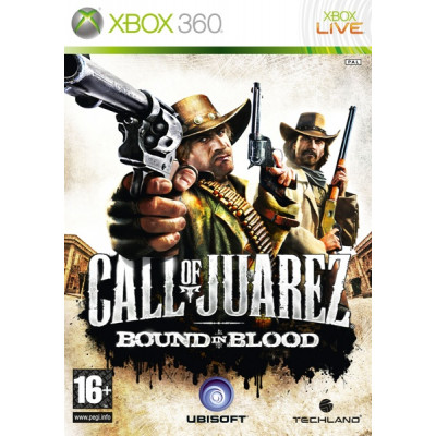Call of Juarez: Bound in Blood [Xbox 360, русская документация]