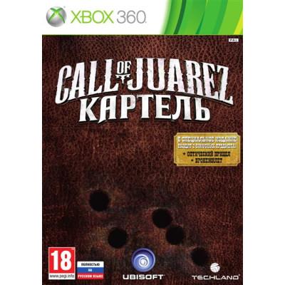 Call of Juarez: Картель. Limited Edition [Xbox 360, русская версия]