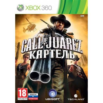 Call of Juarez: Картель [Xbox 360, русская версия]