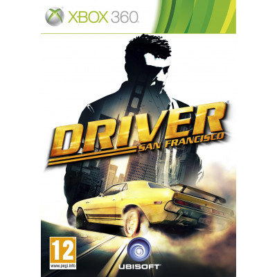 Игра для Xbox 360 Driver: San Francisco