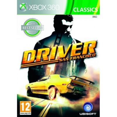 Driver: Сан-Франциско (Classics) [Xbox 360, русская версия]